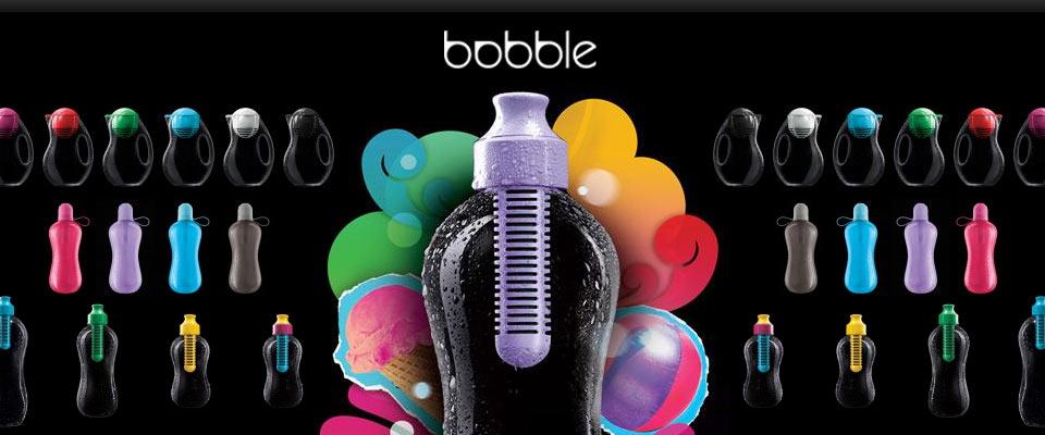 Waterbobble.com : Website IA, design, management