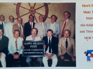 Happy Holidays & a Blast from the PAST