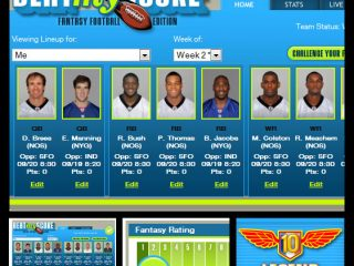 FROM THE ARCHIVE: A fun Fantasy Football game, Facebook App edition!
