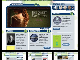 FROM THE ARCHIVE: Random House website