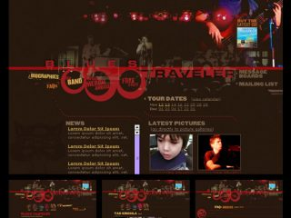 FROM THE ARCHIVE: Blues Traveler website