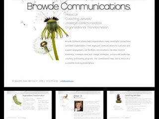 FROM THE ARCHIVE: corporate website