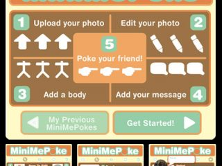 FROM THE ARCHIVE: MiniMePoke Facebook app