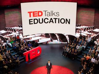TED Talks Education Set Graphics