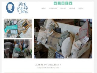 New website just launched for Me & Mrs Jones