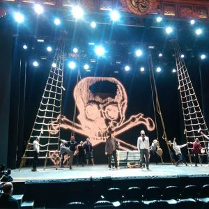 Tony Awards 2015: Rehearsals @ Radio City, Finding Neverland