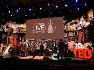 A gallery of images from TED Talks Live! (@ NYC's Town Hall, Nov 1-6, 2015)