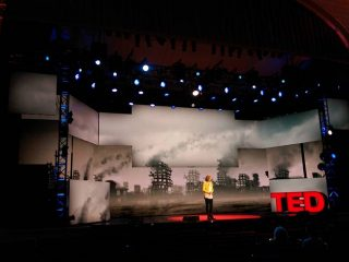 Next up: TED Talks War & Peace airing on PBS -- MAY 30!
