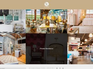 New Wordpress site just launched for GCD Interiors