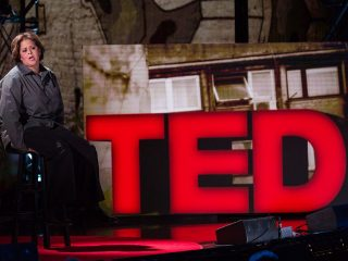 "Our last TED Talks Live program airing on PBS in Septmember! ""TED Talks: Education Revolution"""