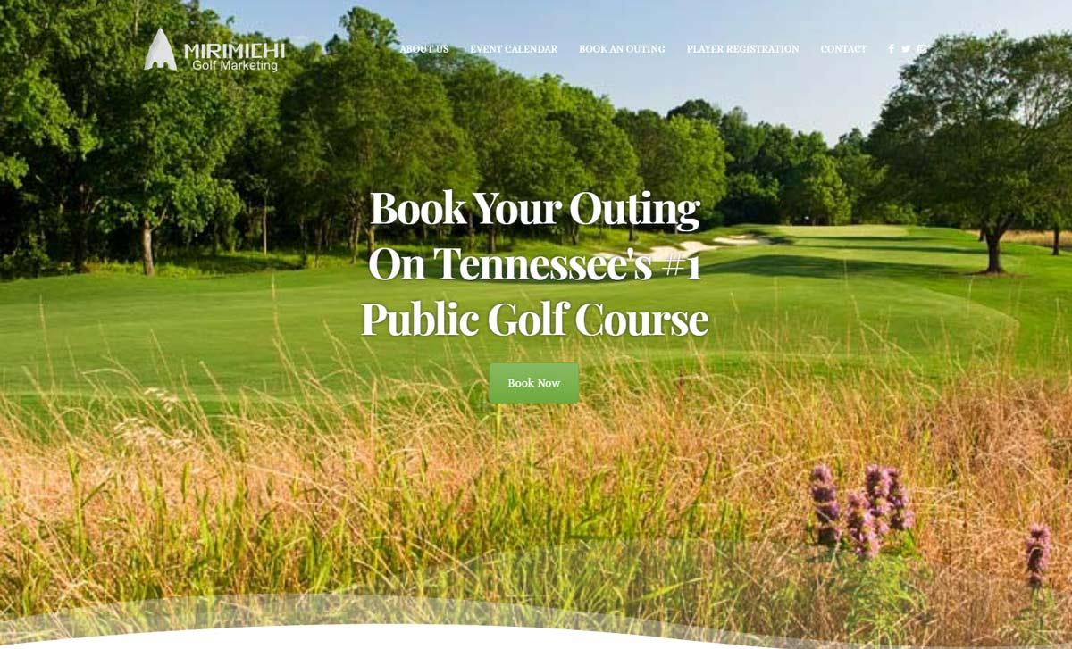 Mirimichi Golf Marketing