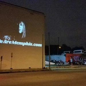 MEM200 : Projecting The Future, citywide projections for the 2019 Memphis Bicentennial Celebration