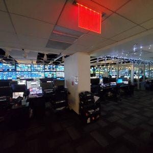 ABC News: control room