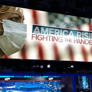 """20/20 - America Rising"" ABC News - screen design by K Brandon Bell"