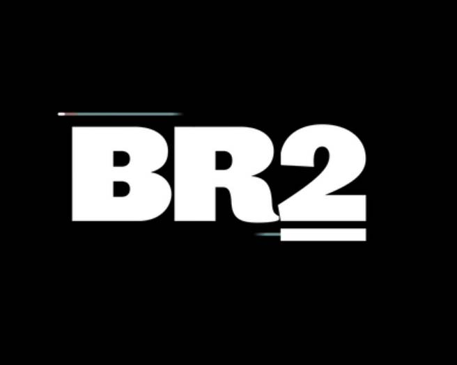 BR2 - logo design & animation for Craig Brewer's production company
