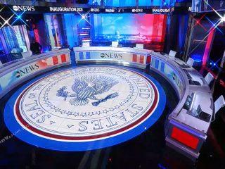 Coverage of the Inauguration of President Joe Biden & VP Kamala Harris