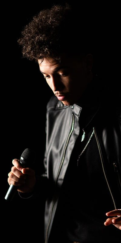 Brandon Lewis- photo by Sélavie Photography