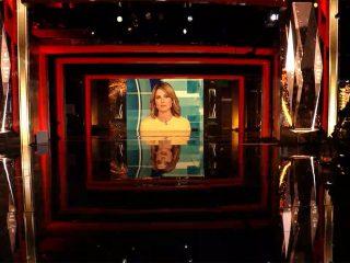 Set screen design for Robin Roberts' Thrivership Awards on ABC News Live