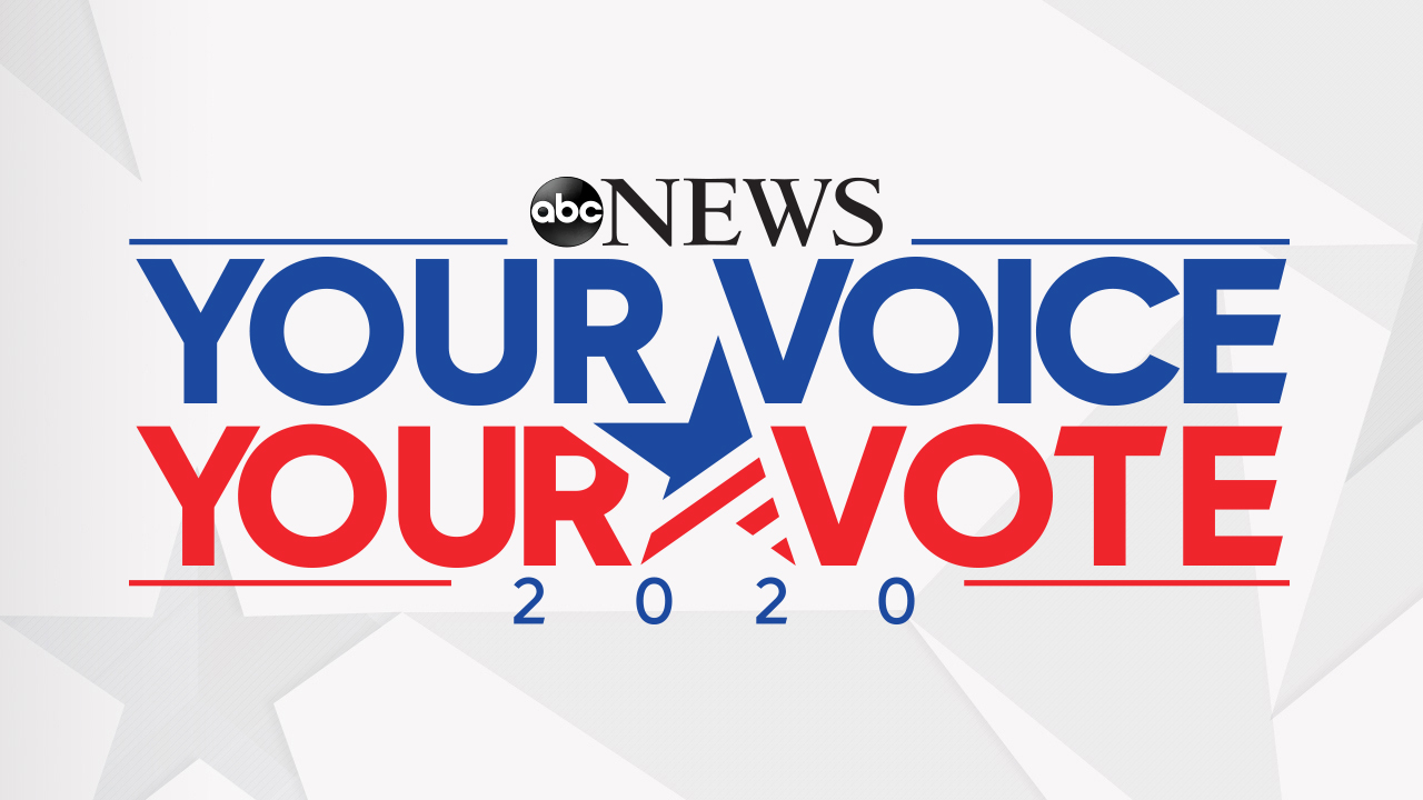 ABC News : Your Vote Your Voice 2020