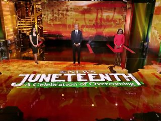 "Happy Juneteenth : ""A Celebration of Overcoming""!"