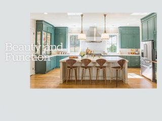 Branding, cards & website for Lindsey Black Interiors