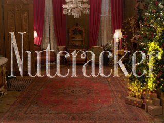 Title design & visual effects for Ballet Memphis' Nutcracker